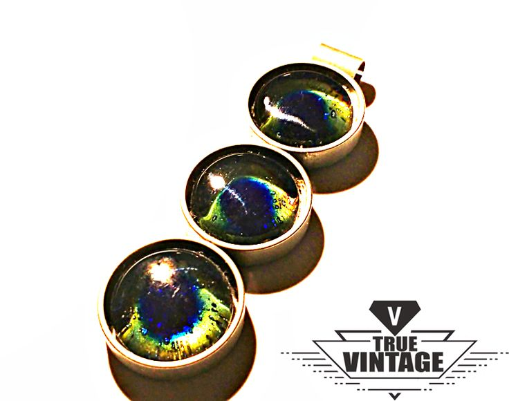 Vintage Halsschmuck - echt 60s Designer Anhänger Brautschmuck Vintage - ein Designerstück von Mont_Klamott bei DaWanda