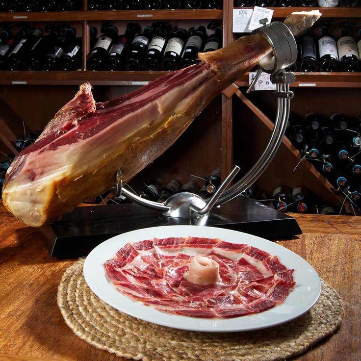 Delicias de España - Jamón Ibérico Bone-in Ham by Fermín - FREE SHIPPING, $545.95 (http://www.tiendadelicias.com/jamon-iberico-bone-in-ham-by-fermin-free-shipping/)