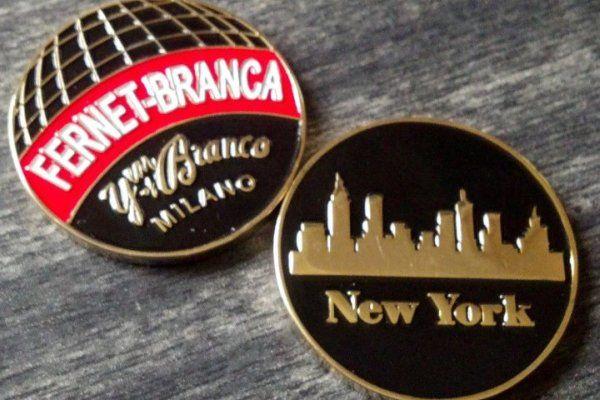 Fernet Branca Challenge Coin Need One Grabbyhands
