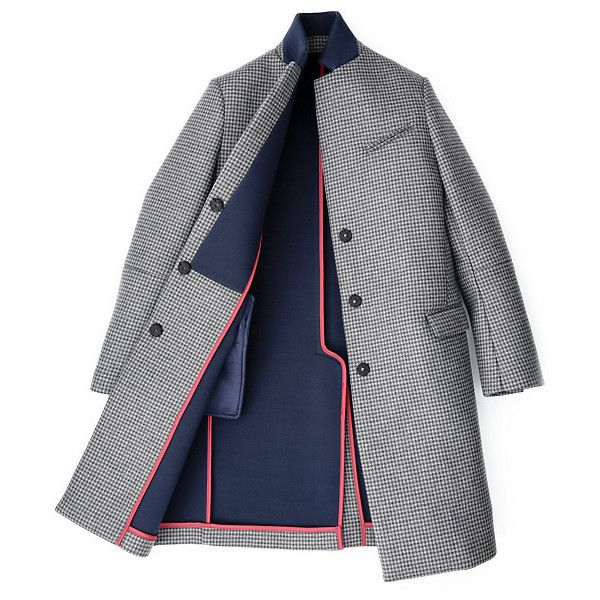 Hilfiger Collection Wool Coat found on Polyvore