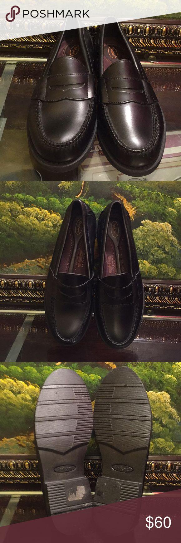 BEAUTIFUL ROCKPORT SHOE LEATHER UPPER Beautiful brand new Rockport shoe comfort DMX leather upper . Rockport Shoes Oxfords & Derbys