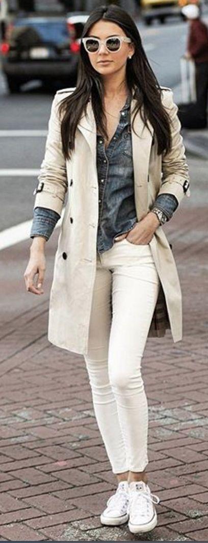 Cream + Grey + White | Wear See Snap
