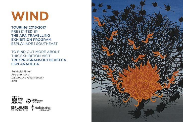 Wind - TREX Region 4 Exhibition