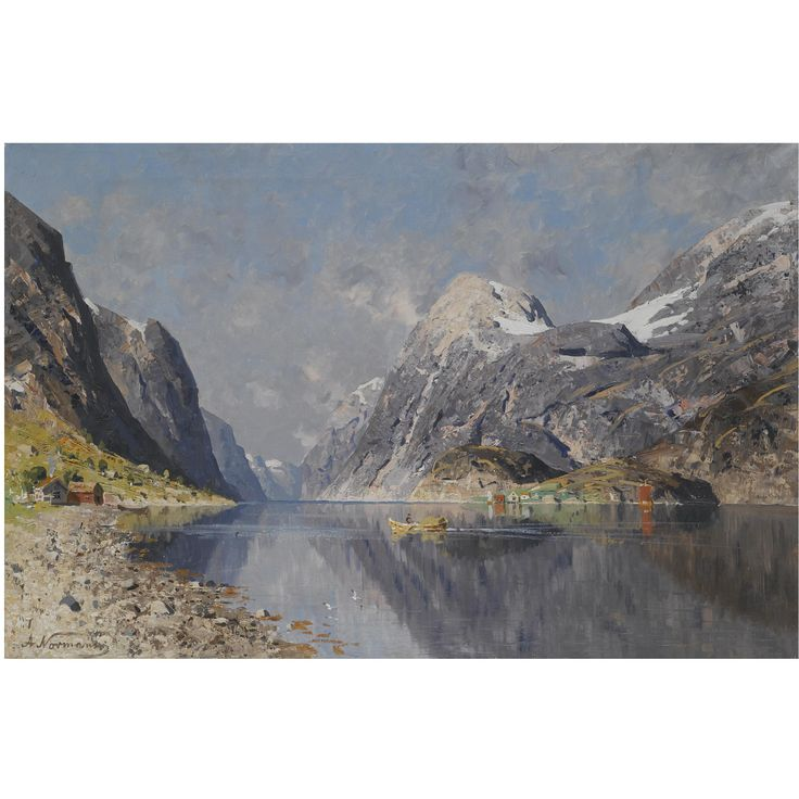normann, ||| 19th century european paintings ||| sotheby's l08104lot3jvfzen