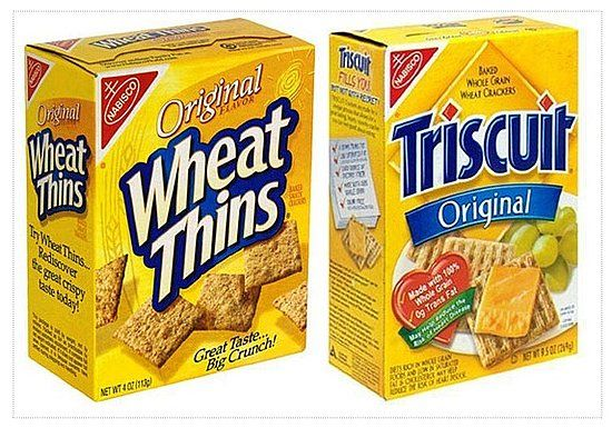 Wheat Thins & Triscuits! Yum! #wheatthins #triscuits