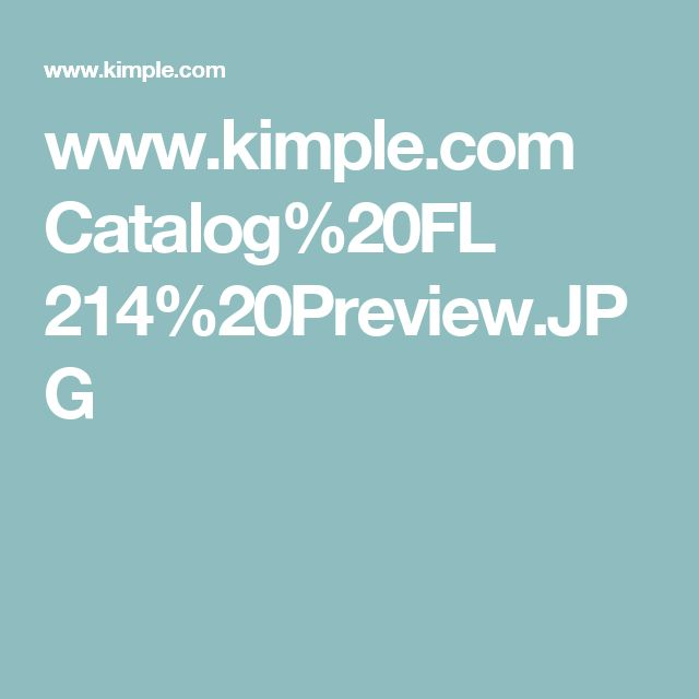 www.kimple.com Catalog%20FL 214%20Preview.JPG