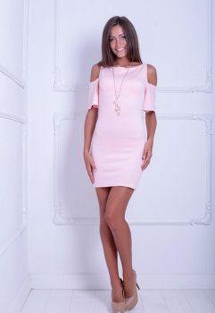 Платье Подіум Selina 20025-ROSE XXL