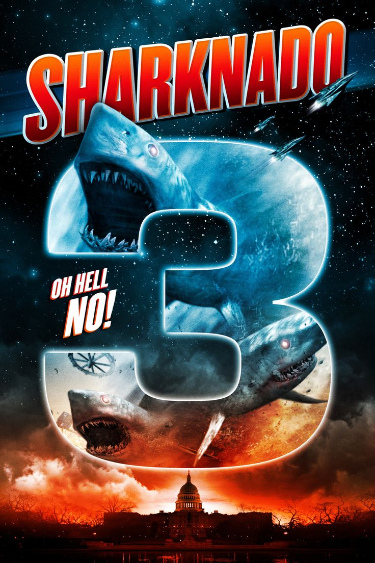 Sharknado 3 Oh Hell No 2015 Movie Review