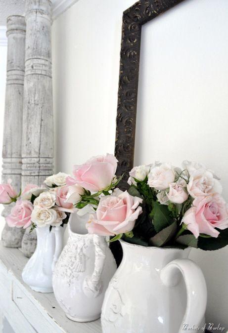 les 300 meilleures images du tableau c t raffin sur pinterest vaisselle blanche blanc et. Black Bedroom Furniture Sets. Home Design Ideas