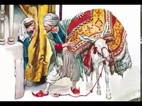 Alì Baba e i quaranta ladroni - Fiabe Sonore - YouTube