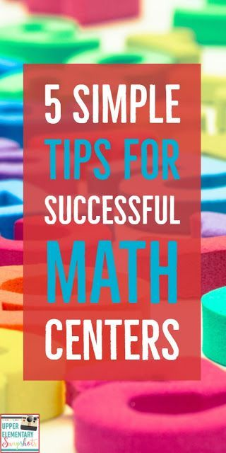 1149 best math grades 3 5 images on pinterest guided math math 5 tips for successful math centers fandeluxe Choice Image