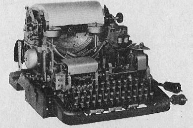 Offener Fernschreiber T37