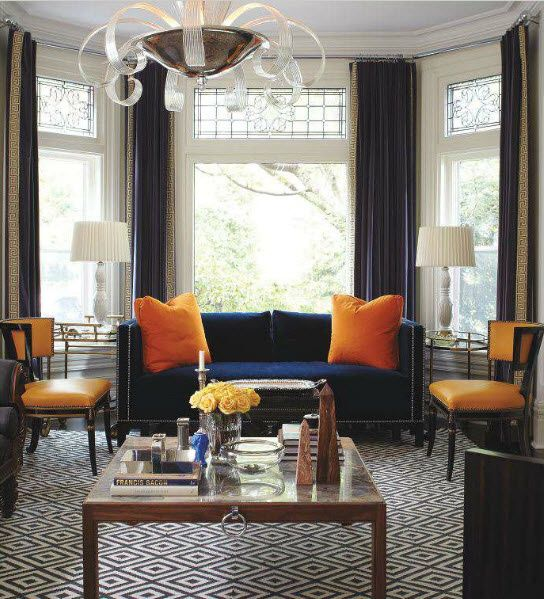 Best 72 Best Living Room Decor Brown Blue And White Palette 400 x 300