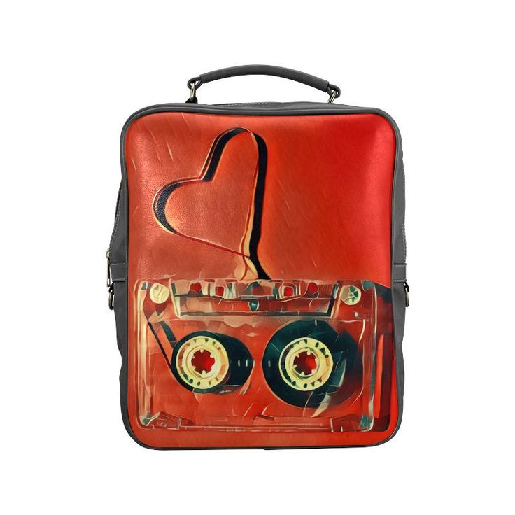 Dub Love fly Square Backpack