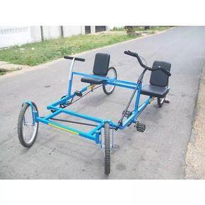 Cuatriciclo A Pedal - $ 18.000,00