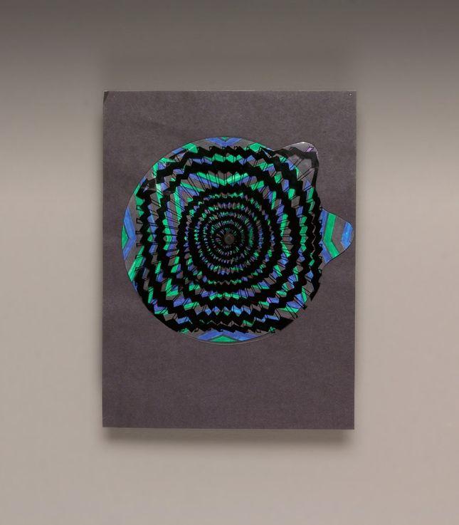 Geometric Optic Spinner lesson plan