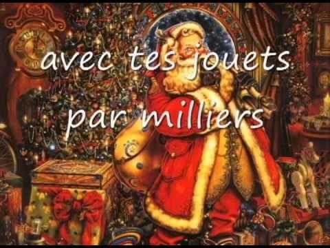 ▶ Petit papa Noël - paroles, lyrics - YouTube
