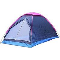 Today's Deals Generic Durable Outdoor Large 2 Person Tent Blue sale