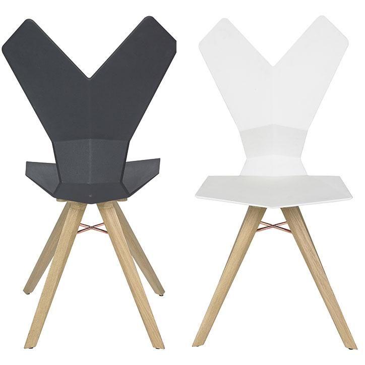 Y Chair Wood Tom Dixon