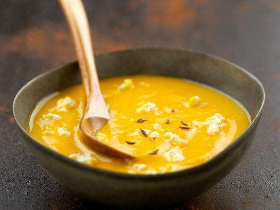 Heiße Herbstsuppen: Sättigend und mit frischem Gemüse der Saison zubereitet, sind sie die perfekte Mahlzeit für kleine und große Suppenkasper!