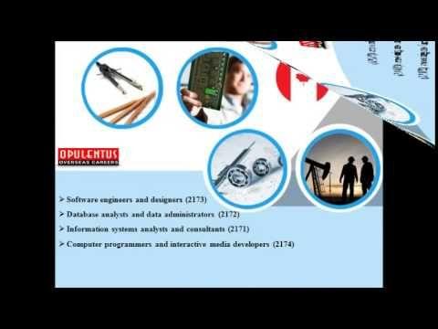 Opulentus - New Canada Federal Skilled Worker Program 2014 For Engineers