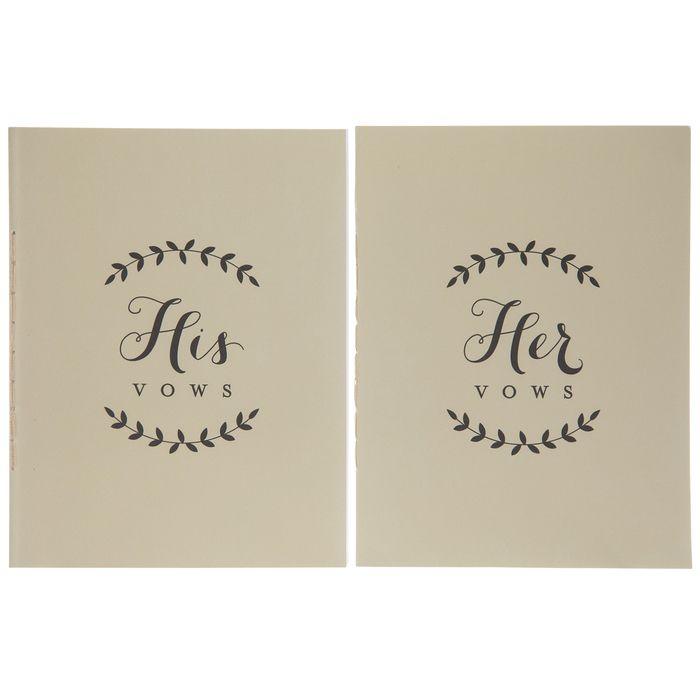 Wedding Vow Books Hobby Lobby 1411610 Wedding Vow Books Vow Book Wedding Vows