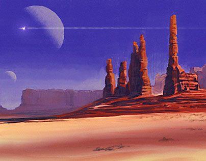 "Check out new work on my @Behance portfolio: ""Sketch, desert"" http://be.net/gallery/54196453/Sketch-desert"
