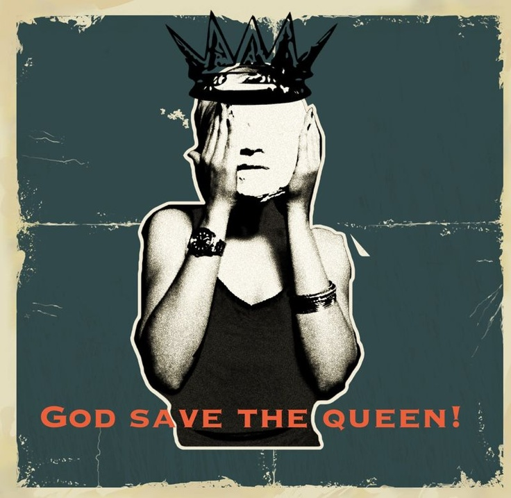 Save the queen!