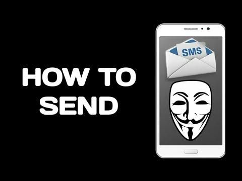 Send Text SMS Anonymously Using Android Termux | Tecnologia | Send