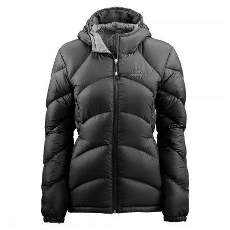 Goose down mens hooded jacket v4 autumn port