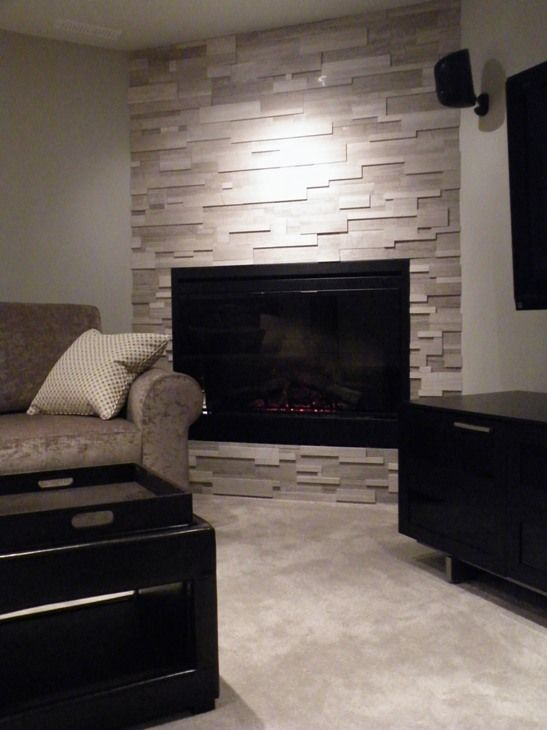 Cornered: Considerations for Corner Fireplaces   Stylish Fireplaces