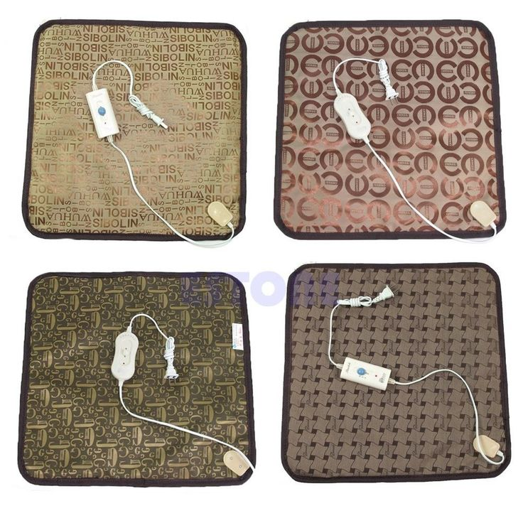 New Waterproof Pet Dogs Cat Puppy Electric Heated Heating Pad Mat Blanket  #Unbranded