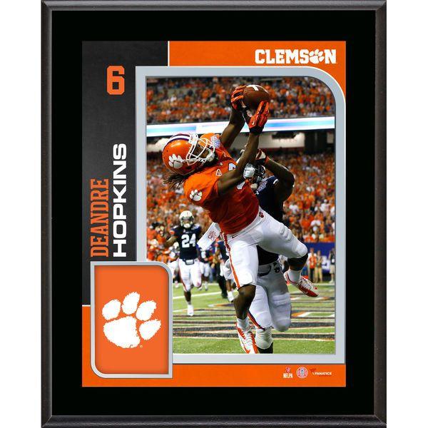 Deandre Hopkins Clemson Tigers Fanatics Authentic 10.5'' x 13'' Sublimated Player Plaque - $29.99