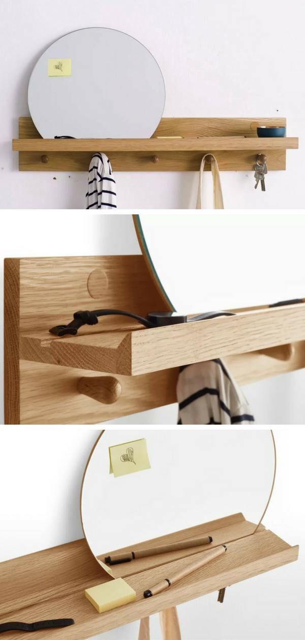 17 Meubles Design Pour Decorer Et Amenager Votre Entree Meuble Entree Design Meuble Entree Vide Poche Murale