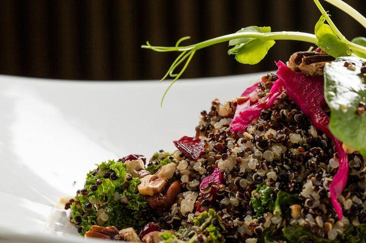 "Our work for gourmet, greek restaurant ""Thria"". #foodphotography #salad #gourmet #foodie #thessaloniki"
