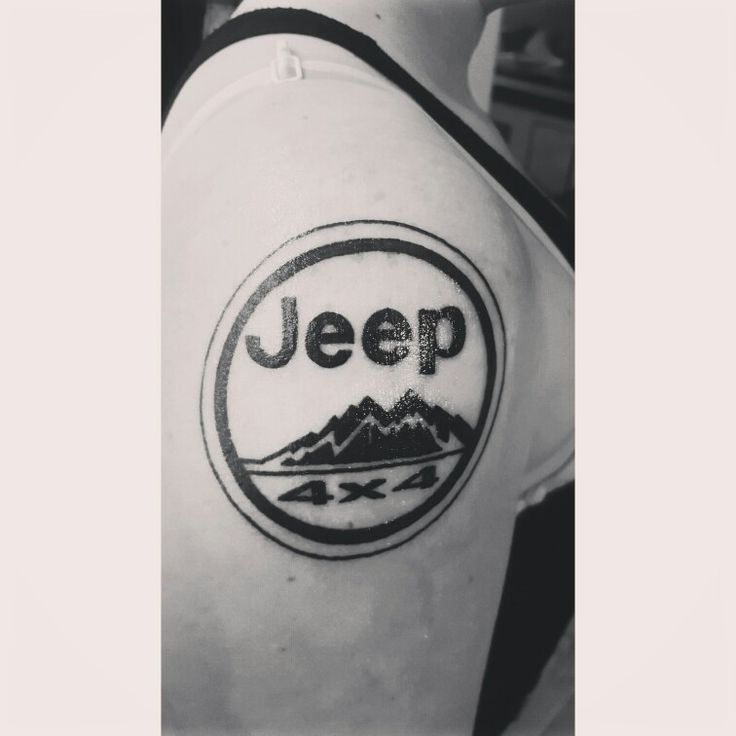 17 best ideas about jeep tattoo on pinterest jeep wrangler accessories jeep stuff and jeeps. Black Bedroom Furniture Sets. Home Design Ideas