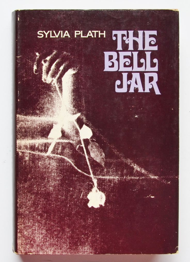 The bell jar by Sylvia Plath ; biographical note by Lois Ames ; drawings by Sylvia Plath