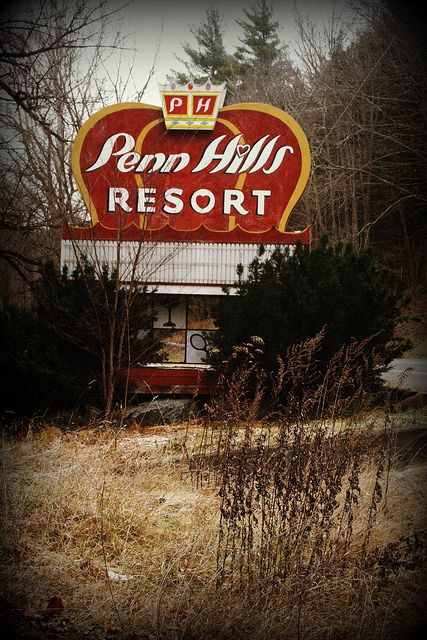 Penn Hills Resort by Tim Loesch, via Flickr