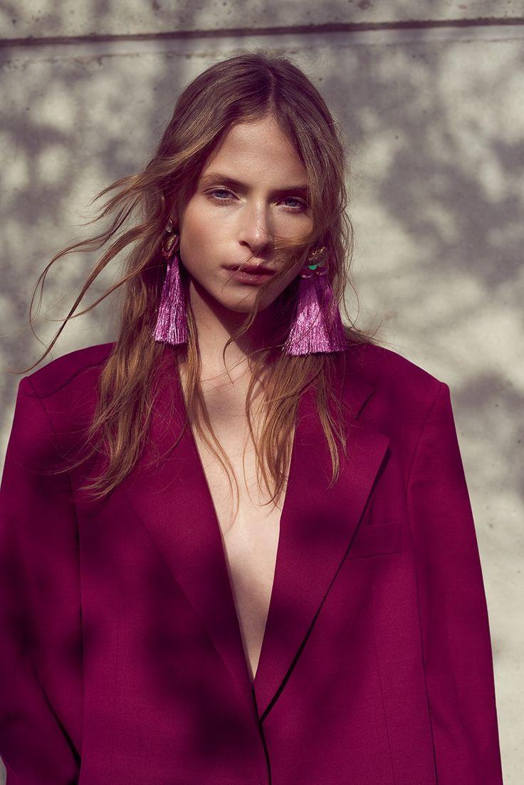 Exclusive Fashion Editorials December 2017 Theresa Schreck by Linda Leitner