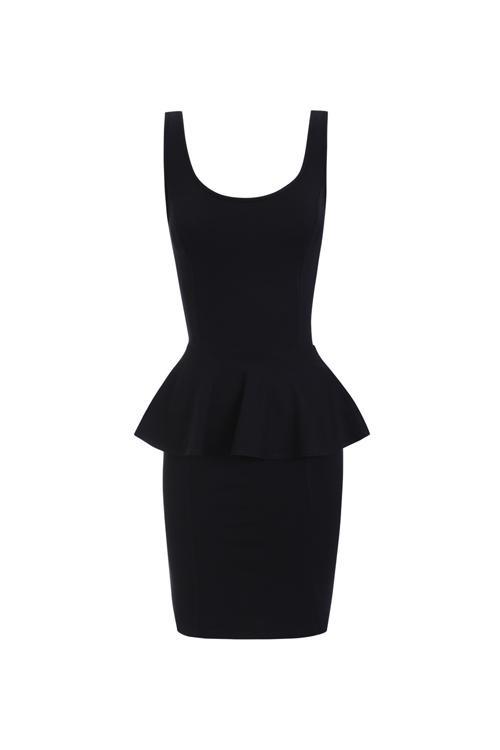 El vestido negro: ¡un acierto seguro!