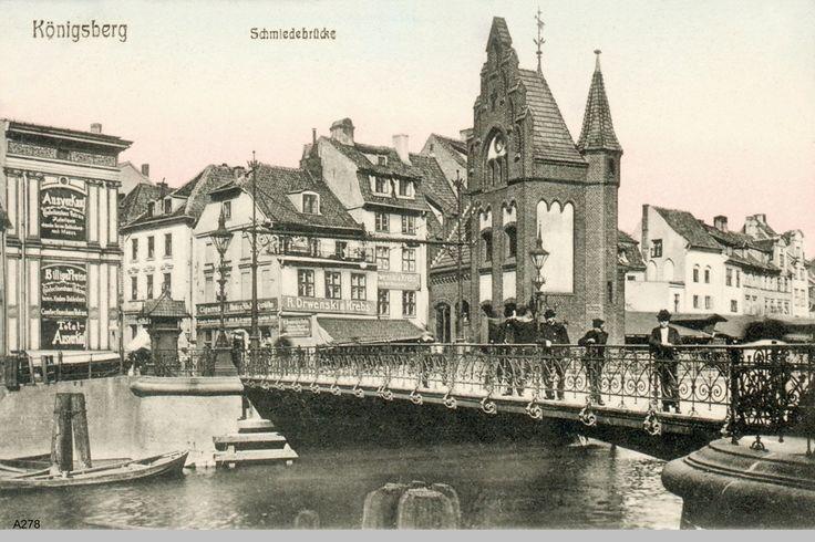 Кенигсберг, Кузнечный Мост