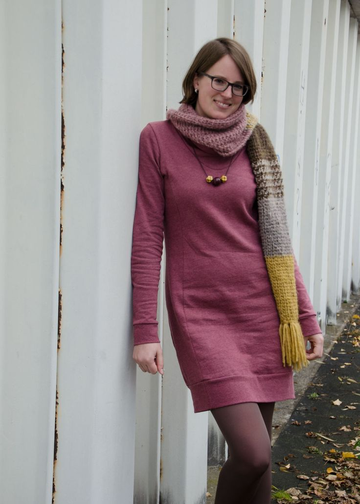 Jasper Dress // 12 colours of handmade Fashion // stoffbüro // kreamino