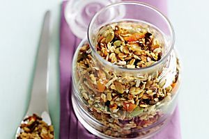 Toasted muesli Recipe - Taste.com.au Mobile
