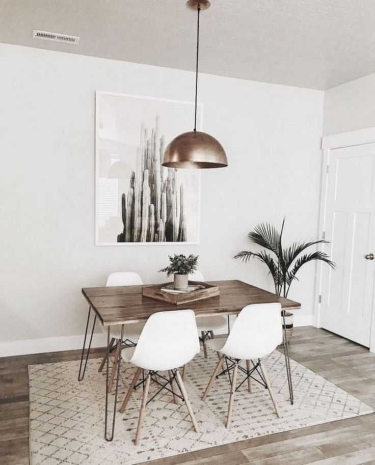 30 Dining Room Decorating Ideas: 30+ Comfy Dining Room Ideas For Small Space
