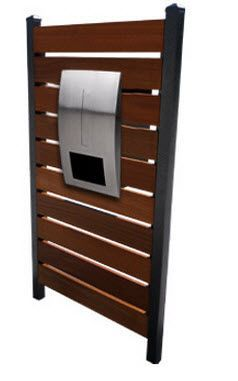 Melbourne Clotheslines & Letter Boxes = Modena Freestanding Letterbox, Outdoors - Fencing & Gates - Letterboxes & Numbers - Letterboxes