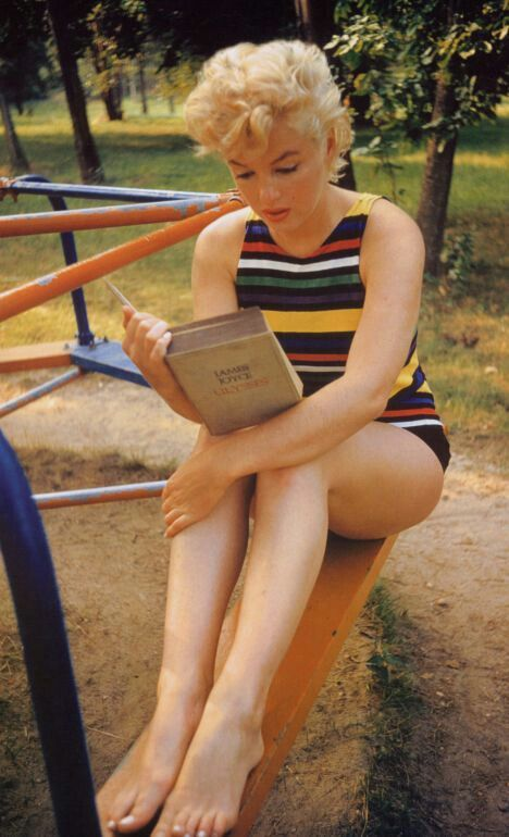 My absolute favorite Marilyn photo.