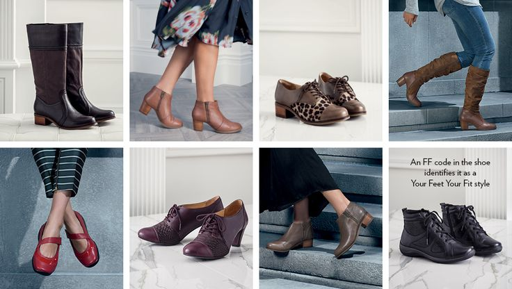 Your Feet Your Fit - Ziera Shoes
