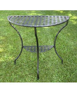 13 best wall table images on pinterest half moon table Meadowcraft Patio Furniture Better Homes and Gardens Patio Furniture