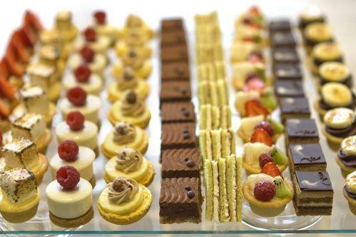 dica para mesa de doces para casamento Mesa de doces para Casamento