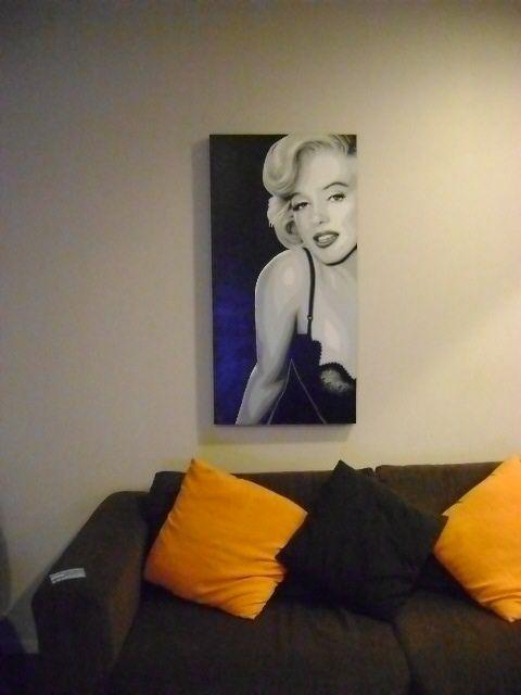 Marilyn Monroe, 20 x 30 inch